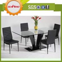 Moderno muebles juego de comedor / modelo de mesa de comedor con precio