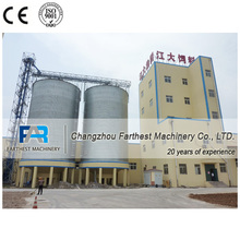 Good Sealing Grain Storage Steel Silo