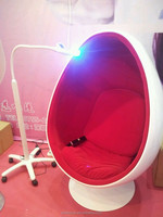 Best Effective Free Standing Teeth Whitening Machine With TFT TV Screen , Patent &CE Certificate