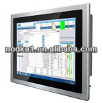 "15""Projected Capacitive Touch Panel Mount monitor"