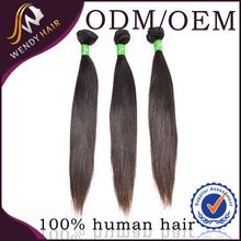 cheap price real rooster feather cheap brazilian virgin remy hair extension