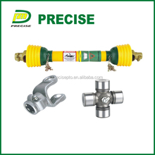 agricultural machinery forged shear bolt cv joint transmission driveline cardan shaft tractor