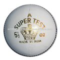 hechas a mano del centro blanco costura pelota de cricket