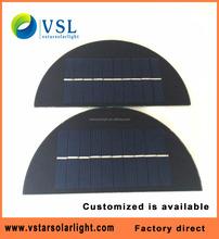 high efficient polycrystalline laminated solar panel