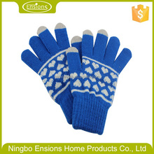 ningbo manufacturer good quality phone touch gloves