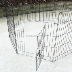 hot sale folding pet fence china dog cage wholesale