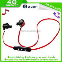 Sport Stereo Wireless Bluetooth Earbuds Support Music Play For Mobile Phone