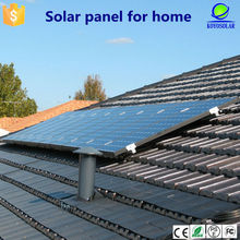 High efficiency 100W mono solar module solar panel system