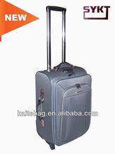 2012 Newest Blue Luggage Trolley Sets