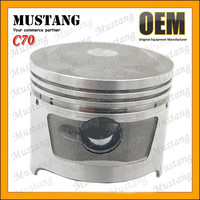 Motorcycle Piston and Ring Kit for Honda Motorcycle C70/JH70