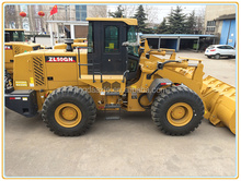 XCMG LOADERS XCMG wheel loder ZL50GN LW300F LW300KN BEST price xcmg wheel loader