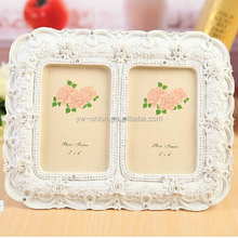 Wedding photo frame , Europe restore ancient style photo frame , 6 inch photo frame