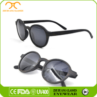 Shenzhen best quality wooden sunglasses true color sun glasses