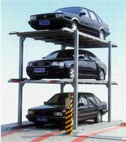 garage parking lift smart Pit parking