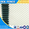 "High Quality PVC Coated 2"" Chain Link Fence Manufacturer"