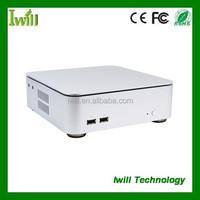Silver color MPC-M5 horizontal computer case