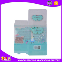 2015 new stylish plastic cupcake packaging wholesale for trade show