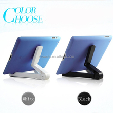 Portable cell phone holder for desk Newest Adjustable Foldable Tablet PC Stands Holdermoblie phone and Tablet Holder Stand