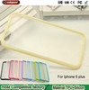 For Apple iphone6 plus 5.5inch silicone soft case for iphone case transparent