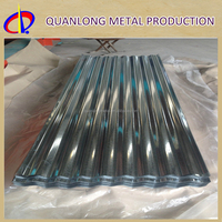 Cold Rolled Hot Dipped Zinc Aluminum Roof Panel