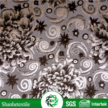 3.0cm/4.0cm/5.0cm velvet dragon printed fleece fabric
