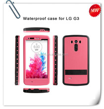 New Product Hot Selling Amazon Waterproof Case , waterproof case for lg g2