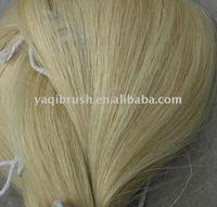 natural horse tail hair