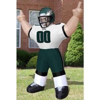 2014 high quality nfl inflatable player lawn figure for sale