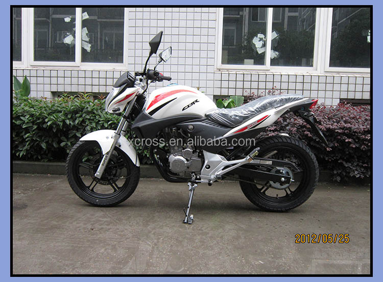TOP Quality New 250cc Street Motorcycle