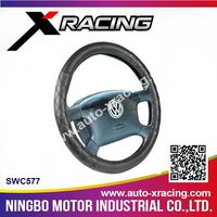 Xracing-SWC577 anime car steering wheel cover,shrink car steering wheel cover,leather steering wheel cover