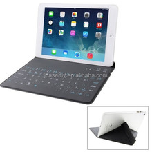 Ultrathin Universal Bluetooth Keyboard Crazy Horse Texture Leather Case with Holder for 7.0 inch Tablet PC