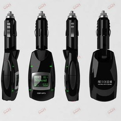 Instructions car mp3 player fm transmitter with USB and SD card