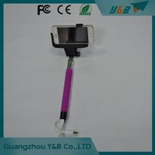 Preferential Price Long Stretch Distance Selfie Stick With Zoom Function For Iphone 5/6 Etc