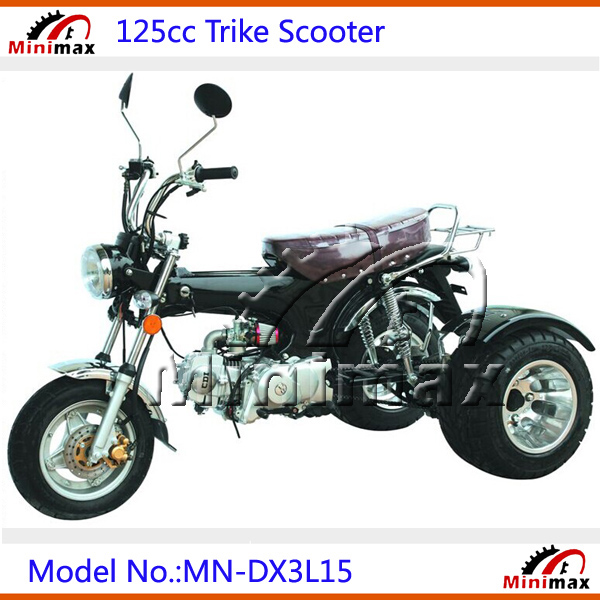 50cc gas benzin trike 3 rad motorrad dreiradroller mit. Black Bedroom Furniture Sets. Home Design Ideas