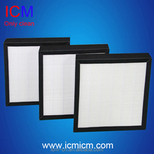 Professional hepa air filter can use in auto,air conditioning and many place
