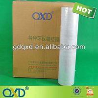 High quality one-sided adhesive machine grade electrostatic film