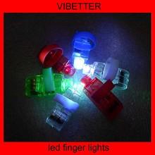 4 Color Pack Car Shape Party Laser LED Finger Lights