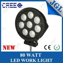 Lower and lower price!Cree led IP68 auto 304 stainless adjustable base work light