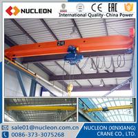 Nucleon Single beam 10ton travelling bridge crane