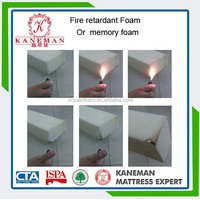BS5852 Fire retardant foam and memory foam sheets