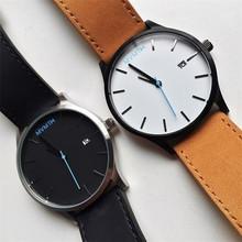 High Quality MVMT Watches Brand Wristwatch European Style Stainless Steel Case Quartz Men and Women Watch