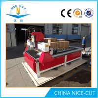 widely used for furniture industry cnc router NC-B1224 wood carving cnc machine