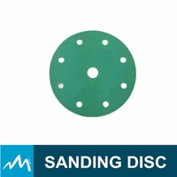 Film Backing Green Sanding Disc as Sunmight