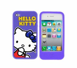2012 Stylish Hello Kitty design cell phone case for iphone4S/4G