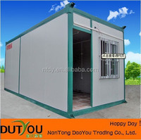 2015 china new prefabricated homes/shop/office,prefabricated container house