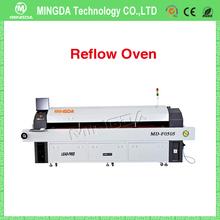 Prezzo economico led rifusione forno/LED macchina di saldatura reflow con 10 riscaldamento zone