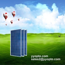 A-grade cell 250w poly solar panel with thchnical skill made in China