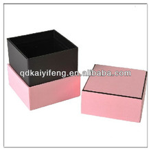 Elegant recycled paper jewelry box manufacturer