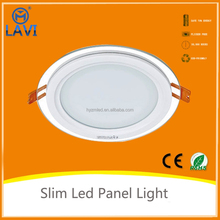 LED Office lighting 1620lm18w square&round led panel light 6500K daylight