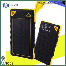 Strong led torch solar japan mobile phone charger